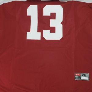 buy online 162ee 1246e Size 2XL #13 Tua Alabama Crimson Tide Jersey NWT